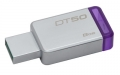 Kingston 8GB USB 3.0 DataTraveler 50 - DT50/8GB