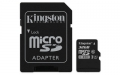 Kingston 32GB microSDHC UHS-I Class 1 (U1) Canvas Select with SD Adapter - SDCS/32GB