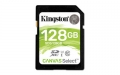 Kingston 128GB SDXC UHS-I Class 1 (U1) Canvas Select - SDS/128GB