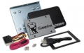 "Kingston 120G SSD SATA 3 2.5"" 3D TLC UV500 Upgrade Bundle Kit - SUV500B/120G"