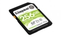 Kingston 256GB SDXC Canvas Select Plus 100R C10 UHS-I U3 V30 - SDS2/256GB
