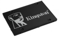 "Kingston 256GB SSD KC600 SATA3 2.5"" - SKC600/256G"