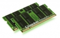 Kingston 2GB Kit (2x1GB) 667MHz DDR2 for Apple Notebook - KTA-MB667K2/2G