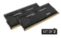Kingston HyperX 16GB 3600MHz DDR4 CL17 DIMM (Kit of 2) XMP Predator - HX436C17PB3K2/16