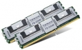 Transcend 8GB Kit (2x4GB) 667MHz DDR2 ECC FB DIMM for NEC - TS8GNE120RH